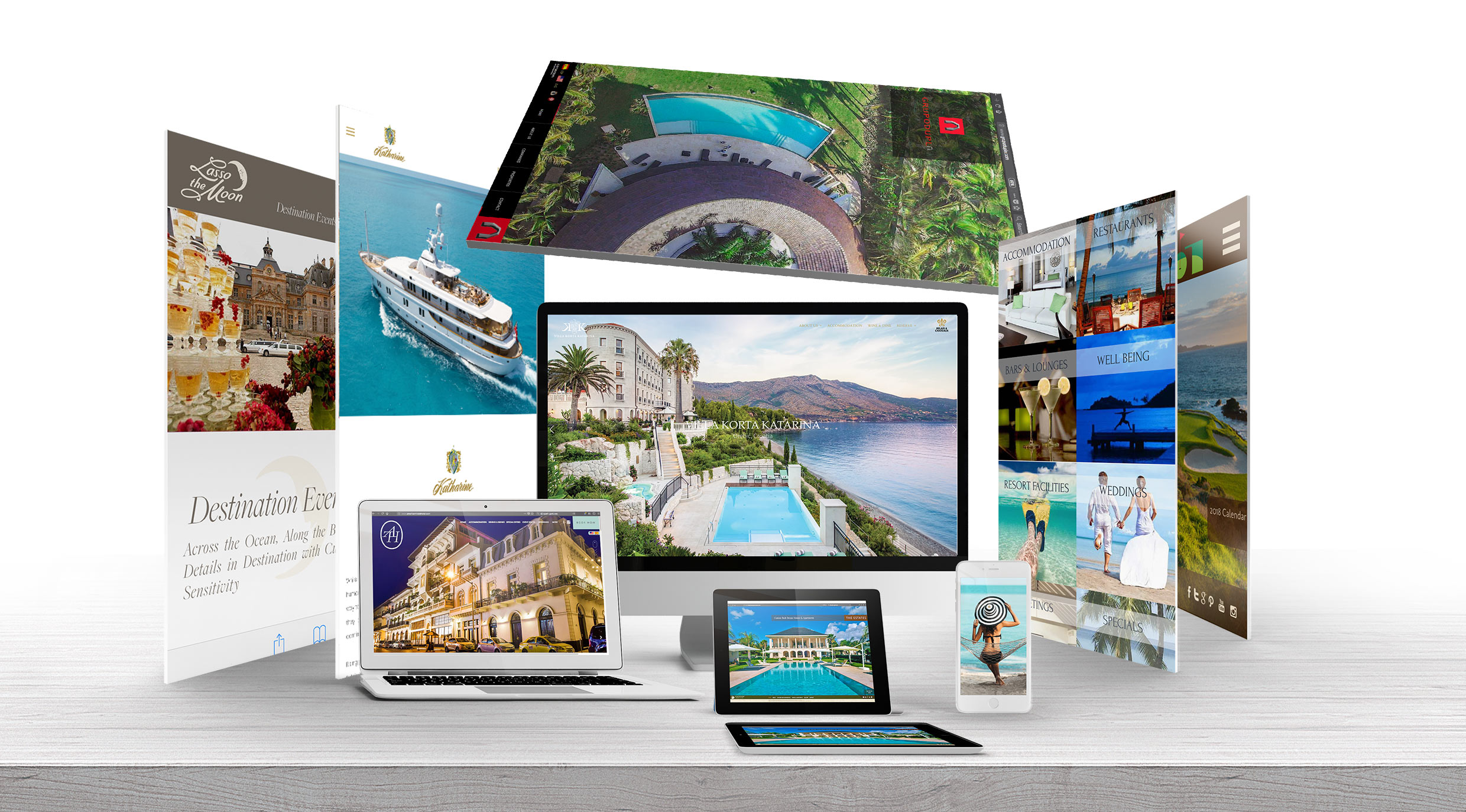 Envisionworks A Luxury Marketing Firm Miami Digital Marketing Agency Luxury Marketing Web Design Photography Resort Marketing